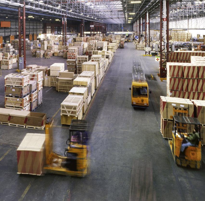 Warehouse temp jobs